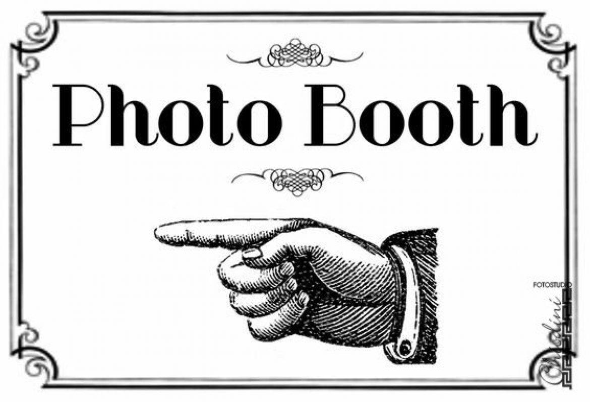 Wedding Photo Booth: il bello dei ritratti buffi e trendy